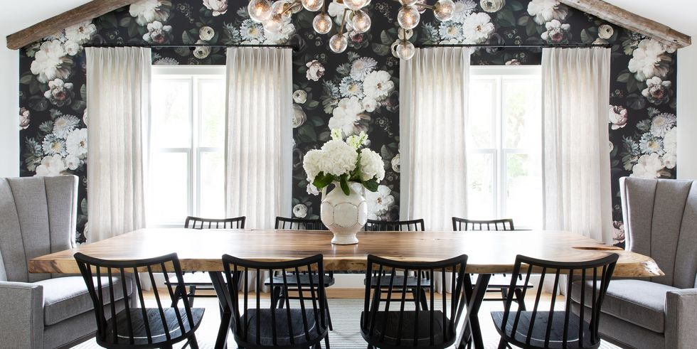 These Eye-Catching Dining Rooms Will Tempt You to ...