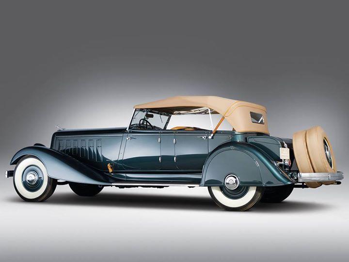 1933 Imperial Phaeton By LeBaron