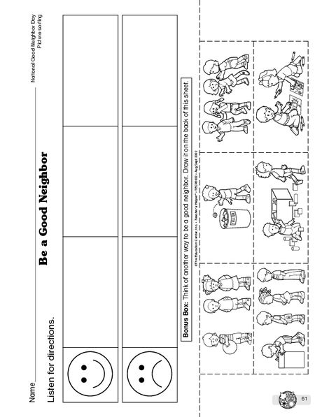 School Rules Worksheet 1 Crafts And Worksheets For Preschool Toddler And Kindergarten Preschool Classroom Rules School Worksheets Classroom Rules