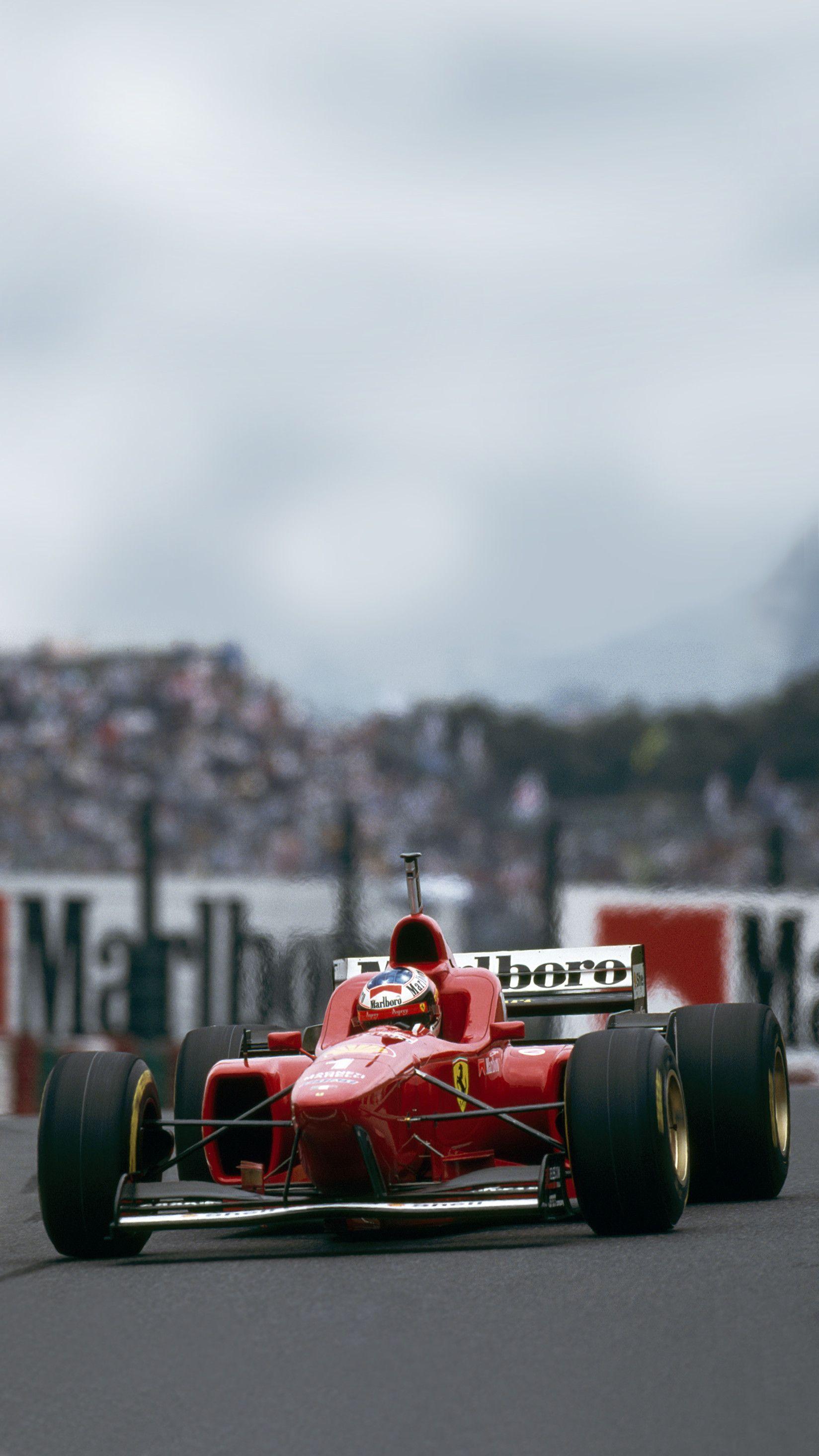 1648x2928 MediaFerrari (F310 1996) Michael Schumacher