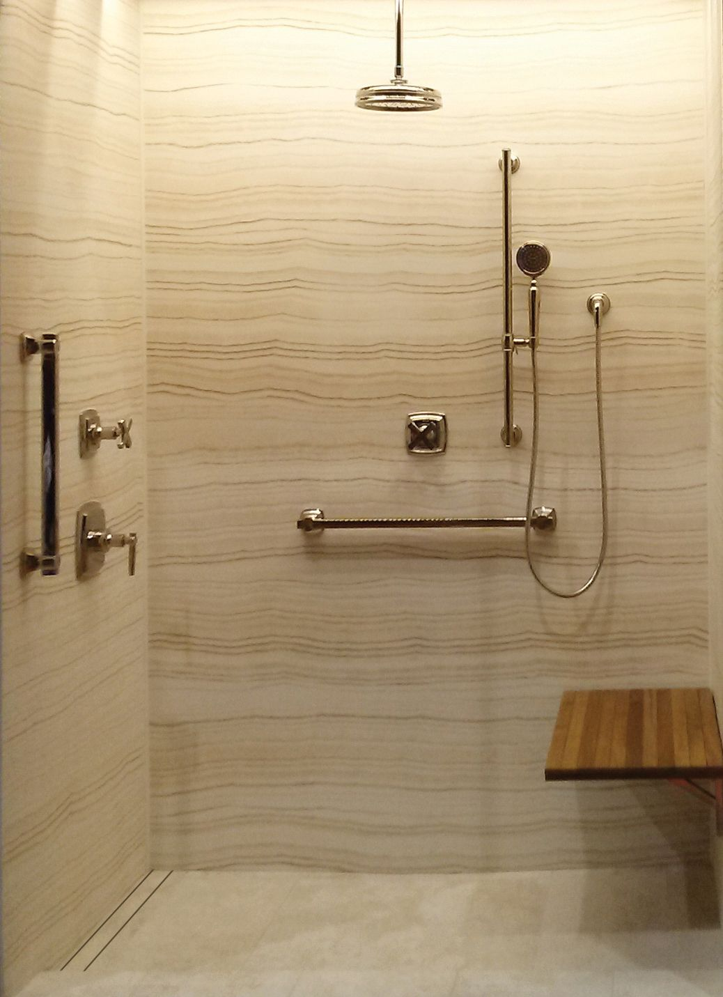 Grab Bars, Handheld Shower Heads And Shower Seats Are Additions That Make  Any Bathroom Safer And Easier To Use.