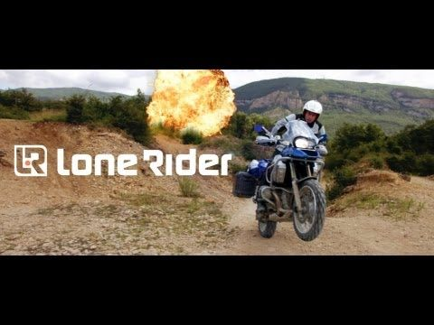 *EXPLOSIVE* BMW R 1200 GS chased offroad by 650GS and ATV !!!! - YouTube