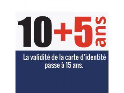 Depuis Le 1er Janvier 2014 La Duree De Validite De La Carte