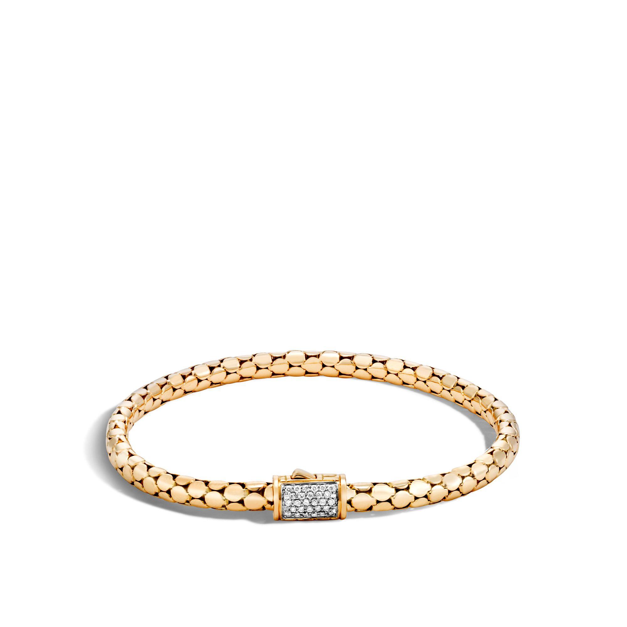 Dot slim chain bracelet johnhardy myjohnhardy miscellaneous