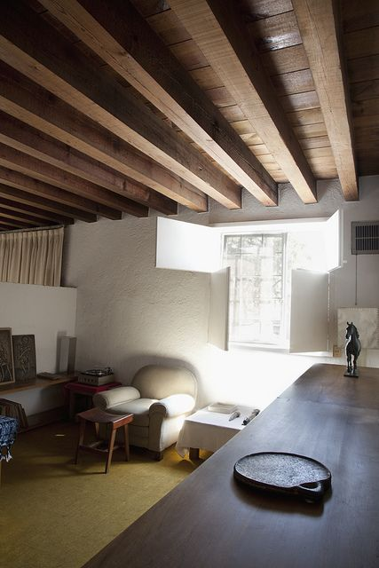 Casa Estudio Luis Barragan Interior Architecture