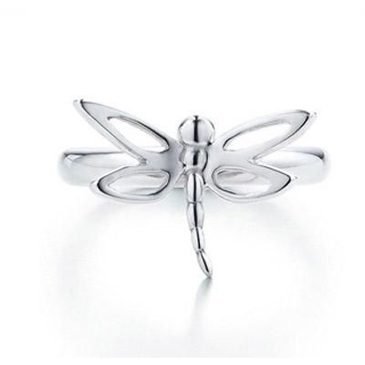 Tiffany Rings Tiffany Dragonfly Engagement Ring,$54