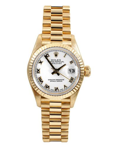 Rolex Women's 'President' 1980's Watch - one day?