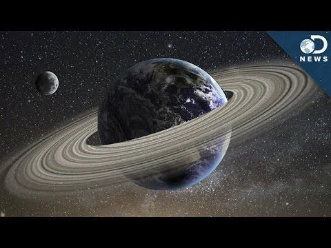 Why Doesn T Earth Have Rings Mental Floss