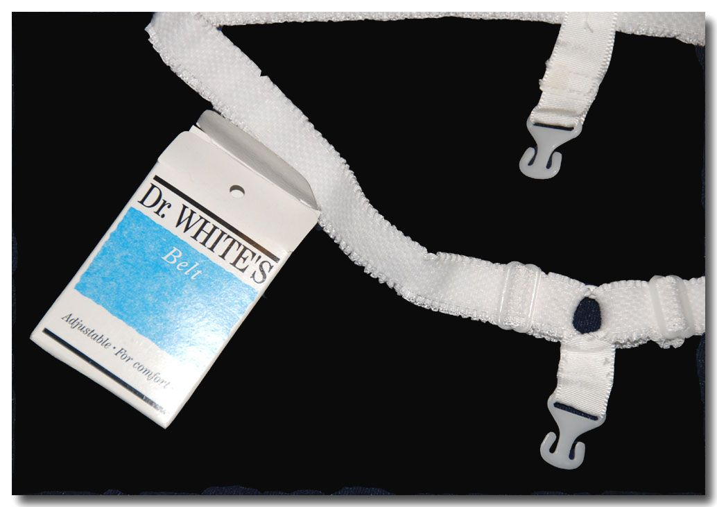 Dr Whites Disposable Belted Pads