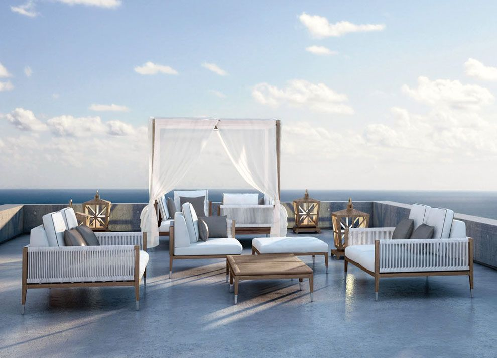 Luxury Outdoor Furniture Modern