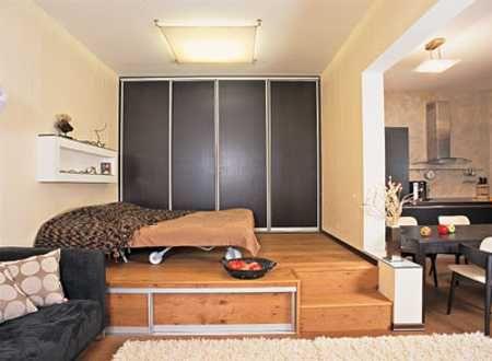 30 Decorative Raised Floor Designs Defining Functional Zones And