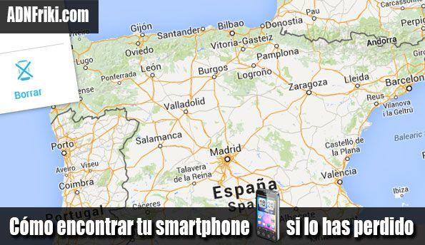 Encontrar Android