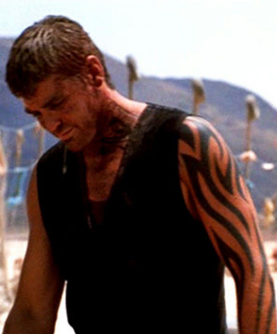 George Clooney Dusk Til Dawn Tattoo : george, clooney, tattoo, Gecko, Coolest, Movie, Tattoo, Ever,, Tattoos,, Dawn,