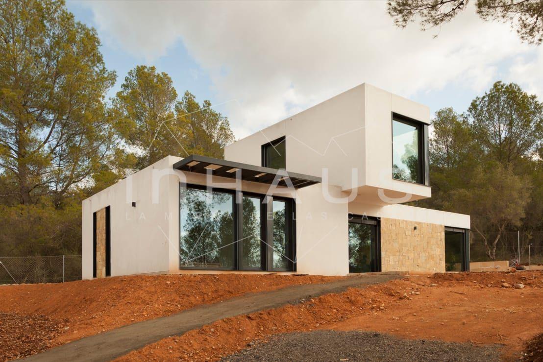 Modelo Estepona en Mallorca de Casas inHAUS Estilo en el