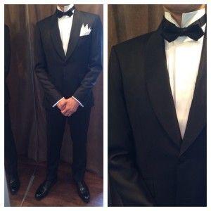新郎衣装,ブラックショールカラータキシード  #新郎衣装