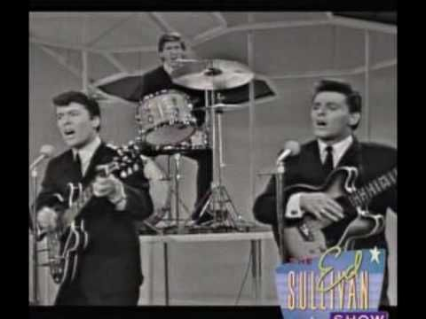 """THE SEARCHERS- """"WHERE HAVE ALL THE FLOWERS GONE"""""""