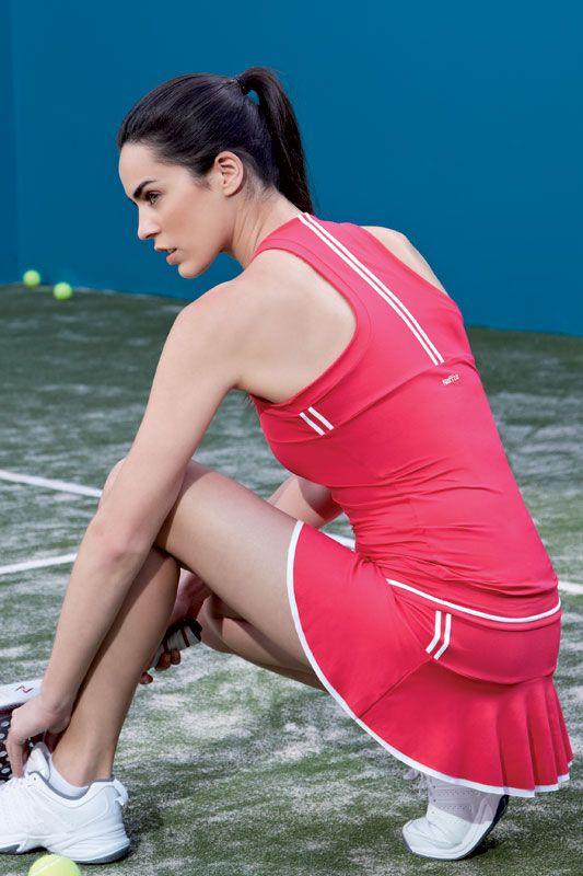 Pin De Winpadel En Padel Rtw Vestido Con Vuelo Tenis Y
