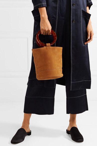 Bonsai 20 bucket bag - Black Simon Miller aKZ57