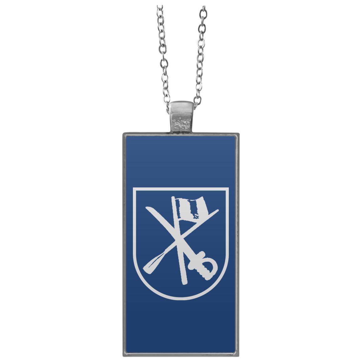 Color Guard Crest Necklace