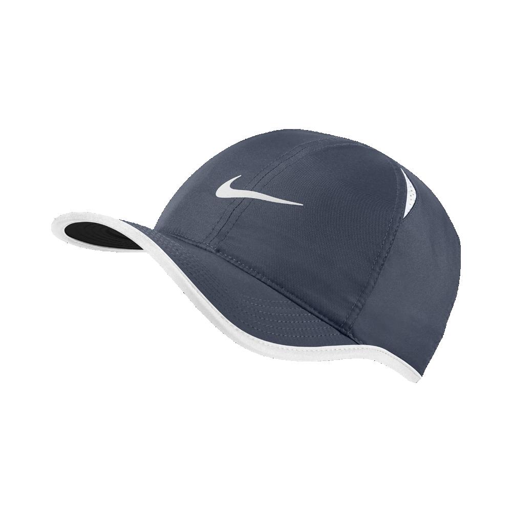 Nikecourt Aerobill Featherlight Tennis Cap Hats Baseball Hats Tennis