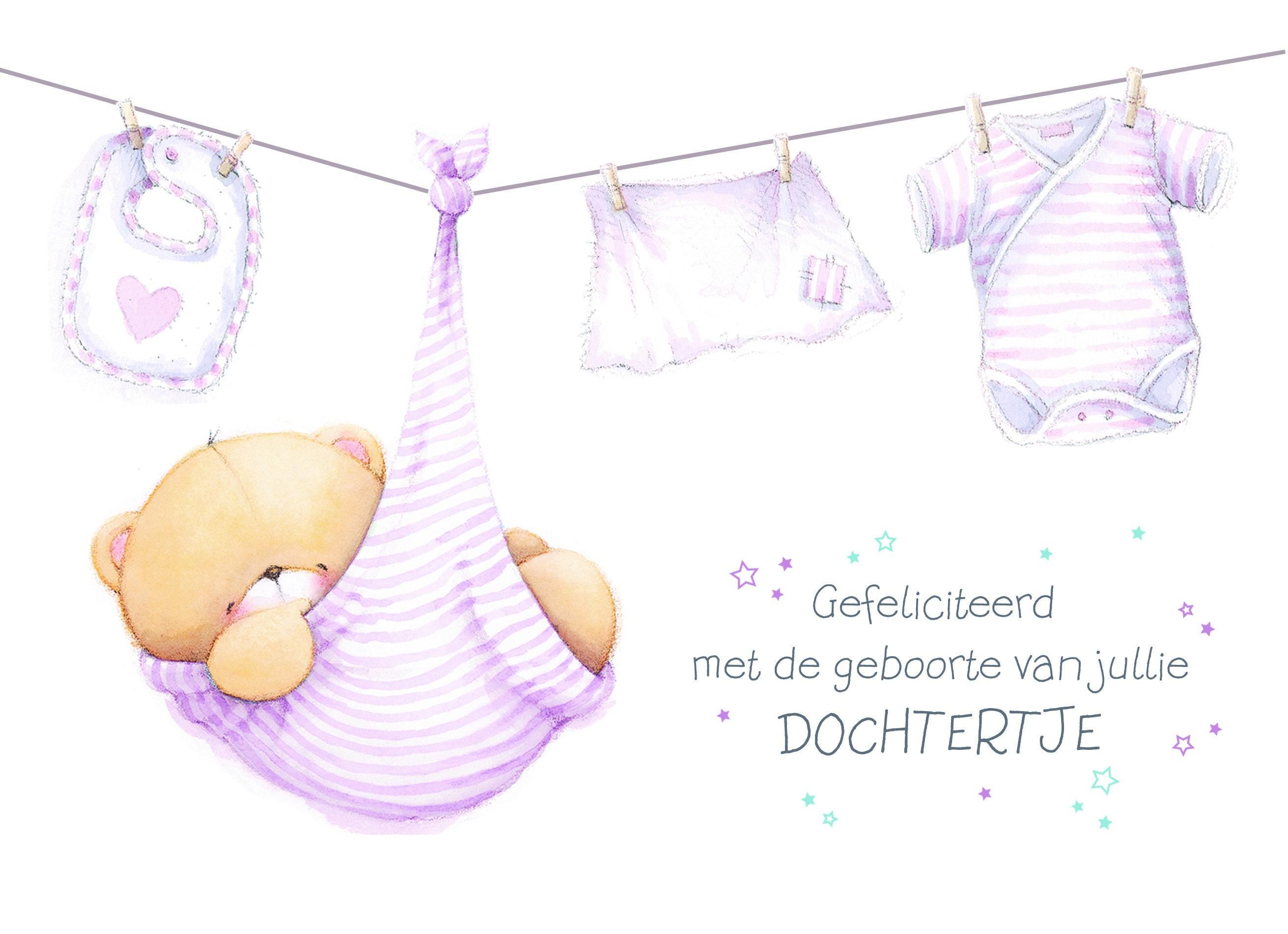 Gefeliciteerd Geboorte