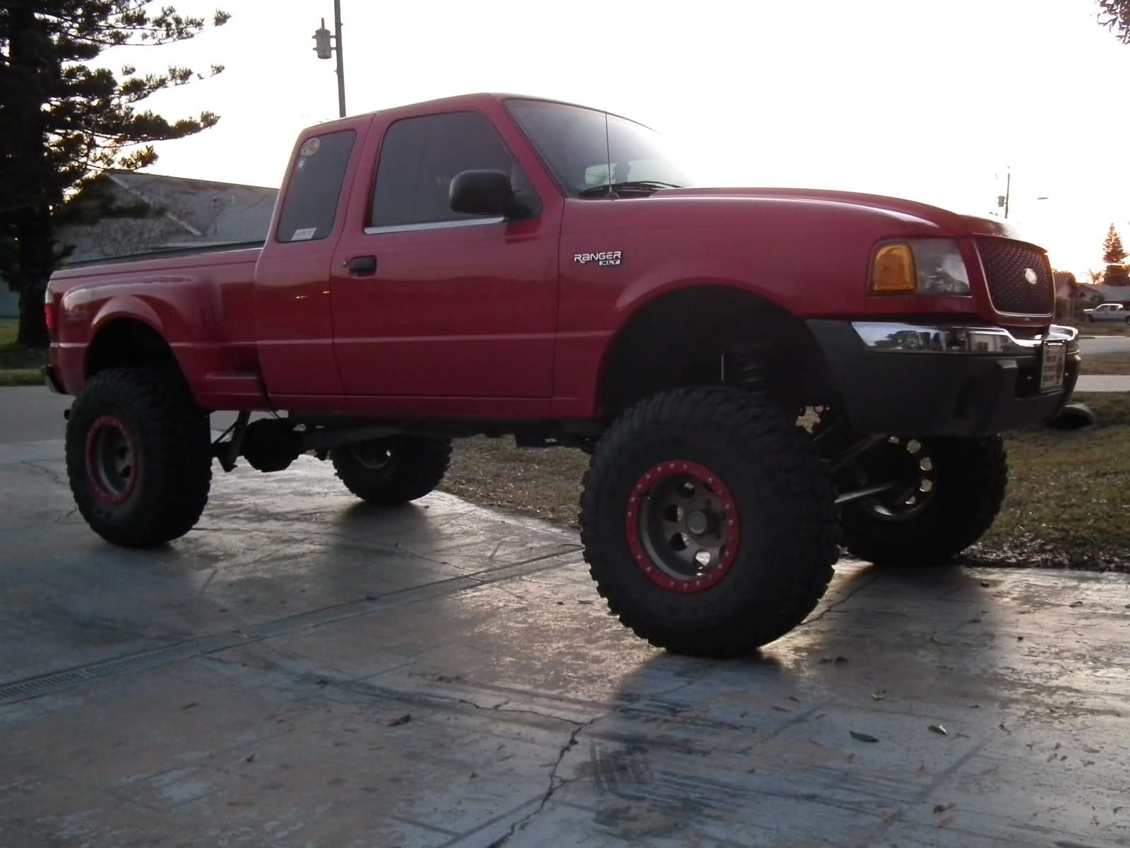 2002 Ford Ranger Edge Lift Kit 2001 Ranger Sas Cleaned Up