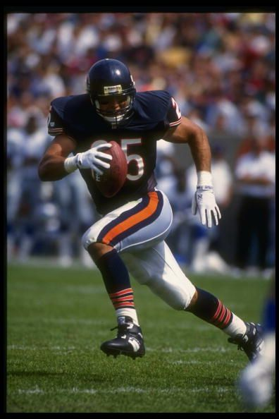Brad Muster Bears Pictures And Photos Chicago Bears Football Chicago Bears Chicago Sports