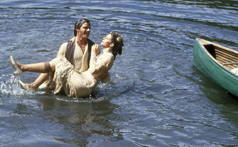 Romantic Photo Of Jennie Logan David Reynolds From 1979 Tv Movie The Two Lives Of Jennie Logan In Photo Actors Lind Second World Marc Singer Logan Movies