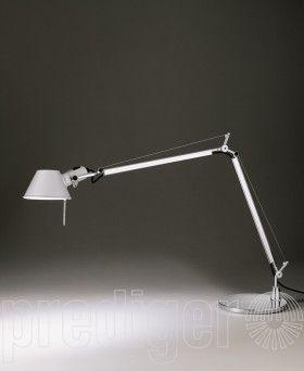 Tolomeo Tavolo Artemide Prediger Schreibtischlampe Lampentisch Lampe