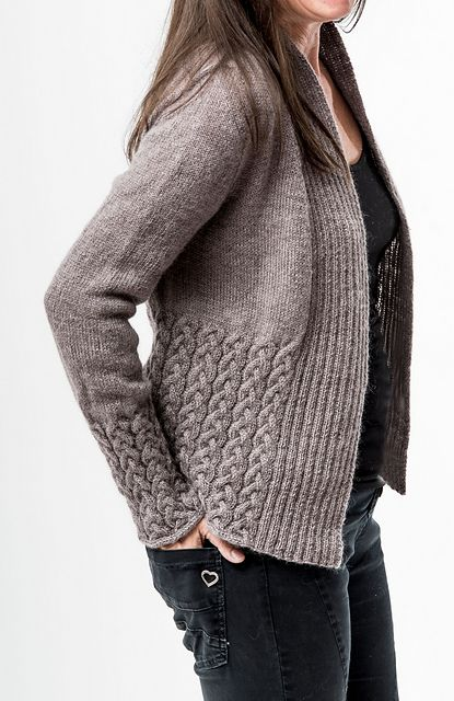 Nala Cardi pattern by Regina Moessmer | Knitting | Pinterest ...