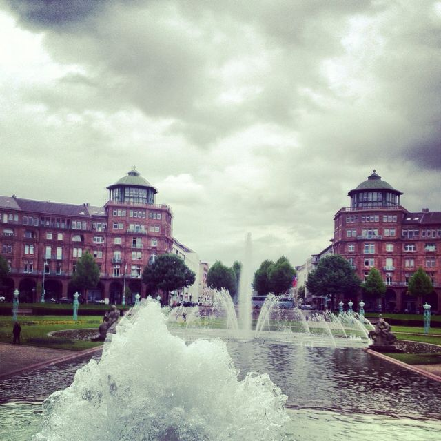 Mannheim Beautiful Places Living In Europe Germany
