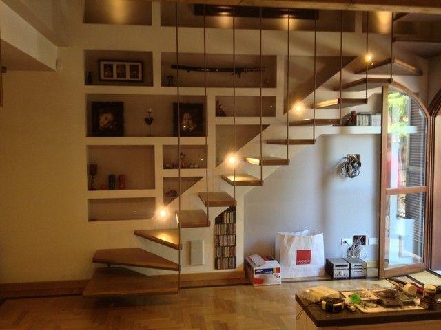 Librerie in cartongesso home staging librerie e idee for Immagini design