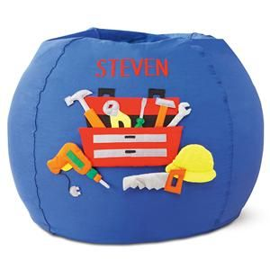 Super Tools Beanbag Chair Lillian Vernon Kids Rooms Lillian Caraccident5 Cool Chair Designs And Ideas Caraccident5Info