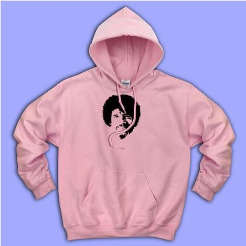 d0accad825e The Joy Of Painting Bob Ross 70S Afro Women'S Hoodie in 2019 | bob ...