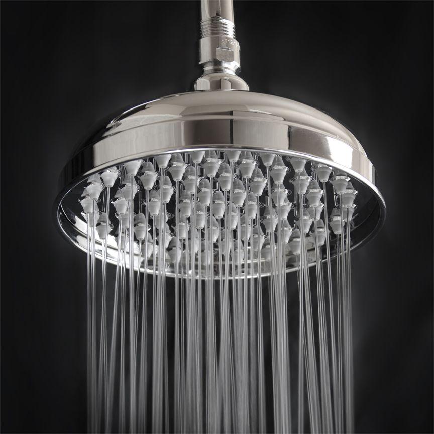 Beacon Head Water Shower Systems Rain Shower Head