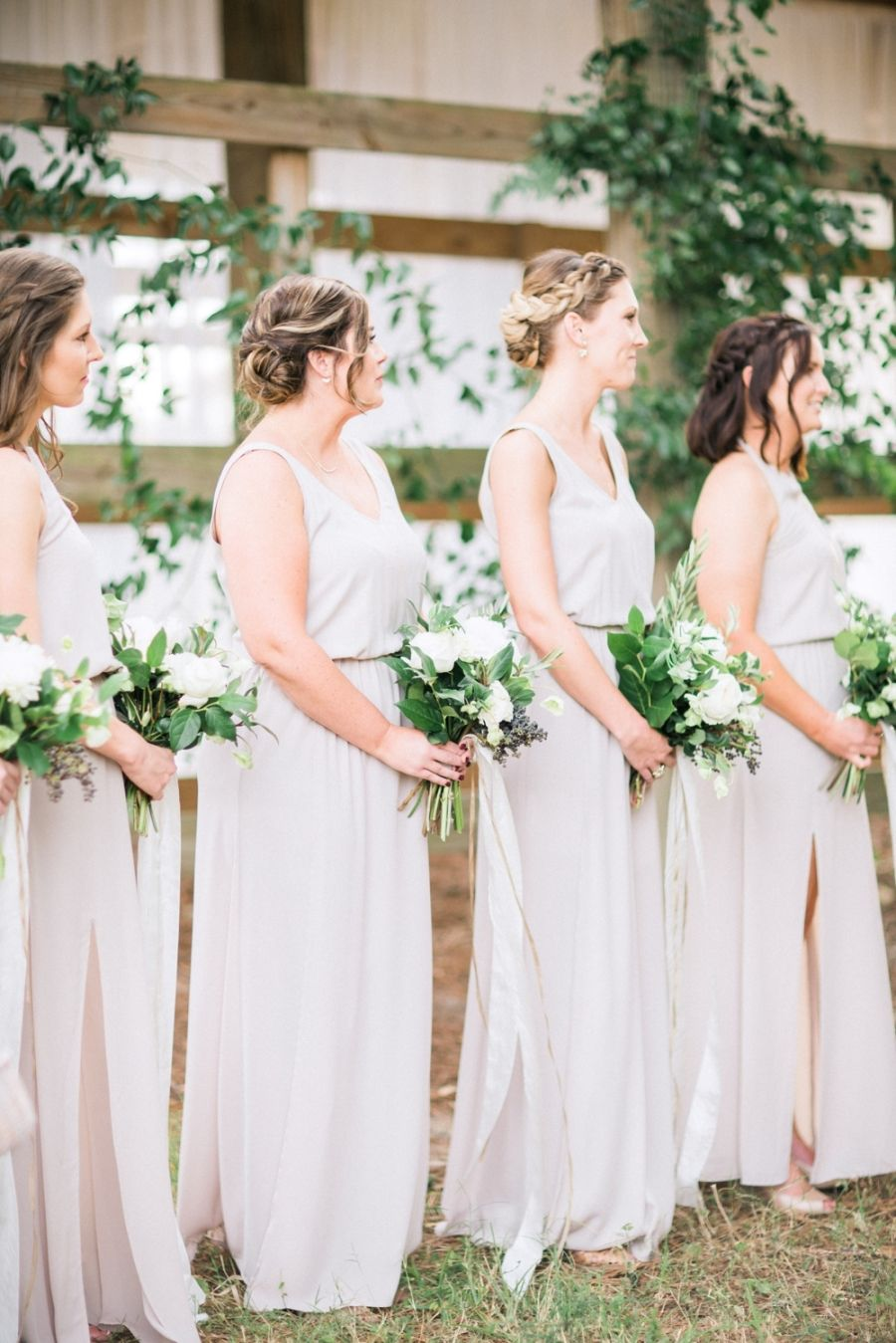 A Fort Myers Wedding With French Country Style Bridesmaid Wedding Bridesmaid Flowers
