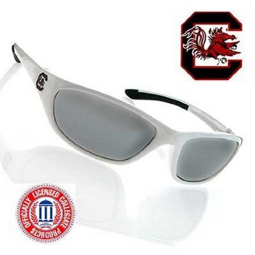 TEAM # B NCAA Sunglasses Official licensed Full Sport Black Frame