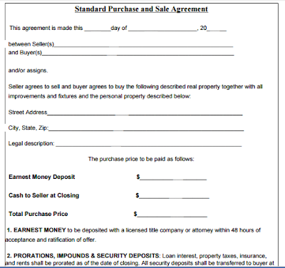 Free Printable Purchase And Sales Agreement Free Printables Rental Agreement Templates Free