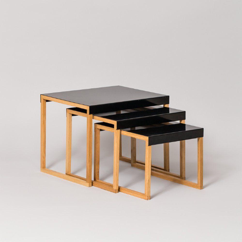 1998-2010 : Tables gigognes Kilo - Habitat - Marie Claire Maison