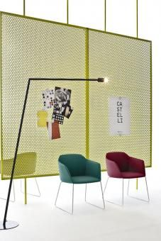 Scrivanie per uffici e studi professionali: Well Nest By Castelli Archello Ufficio Interno Ufficio Moderno Design Di Interni Moderno