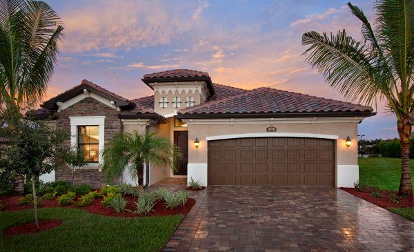 Treviso Bay Executive Homes New Home Community Florida Home Lennar Homes Florida Lennar