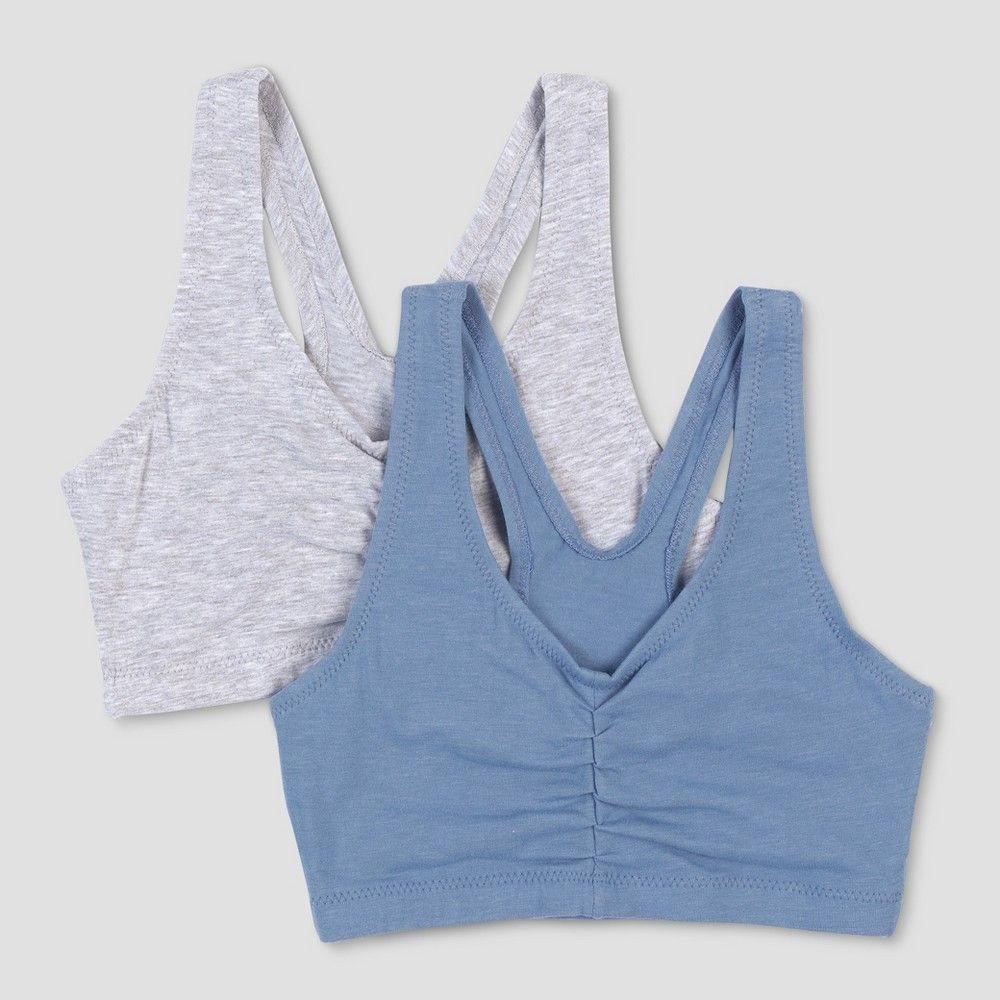 Hanes Women's ComfortFlex Fit Stretch Cotton Sport Bra