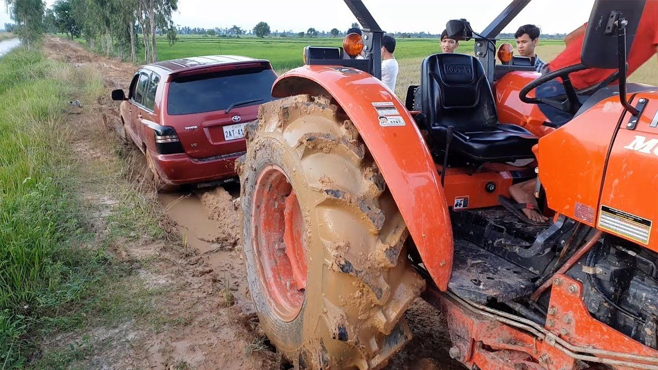 World Most Modern Agriculture Technology Tractor Help