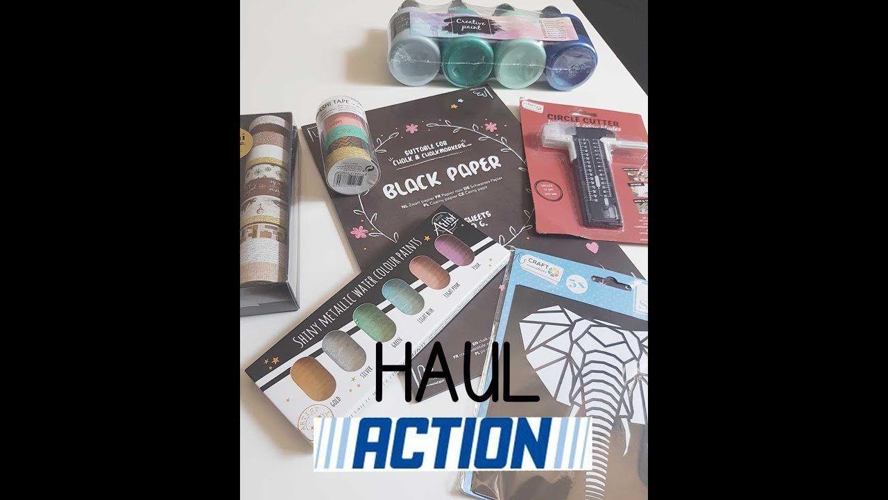 Haul Action Aquarelles Metalliques Cutter Circulaire Etc