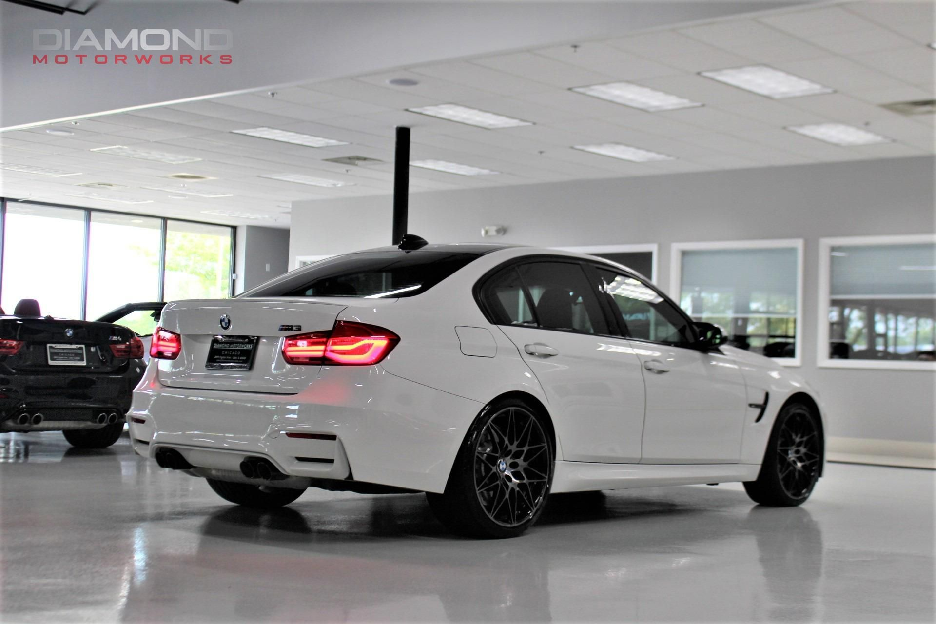2018 Bmw M3 Competition Package Stock J78596 For Sale Near Lisle Il Il Bmw Dealer In 2020 Bmw Dealer Bmw Bmw M3
