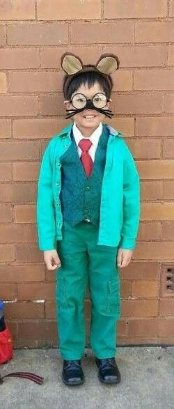 Geronimo Stilton Haloween Pinterest Geronimo stilton - halloween costume ideas boys