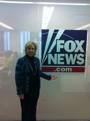 Wow! I'm here at Fox News!!