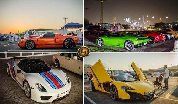 Amazing Inilah 10 Koleksi Mobil Mewah Orang Qatar Yang Tak Kalah Keren Dengan Negara Lain Nggak Hanya Hobi Memelihara Hewan Ser Mclaren P1 Toy Car Mclaren