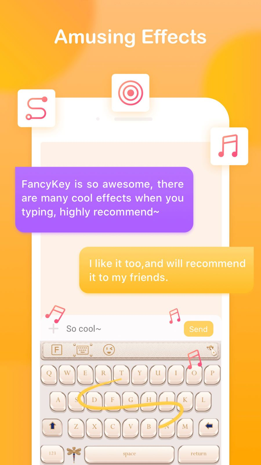 FancyKey Keyboard Themes iosProductivityappapps