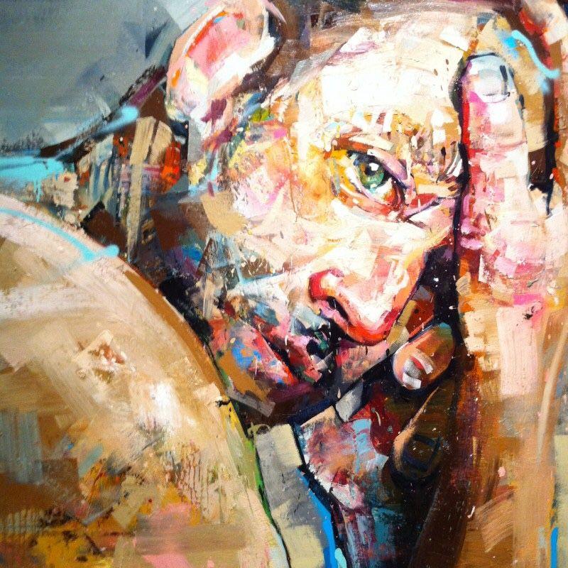 Andrew Salgado   Portrait art, Andrew salgado, Art